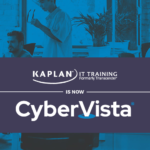 Kaplan IT Training is now part of CyberVista