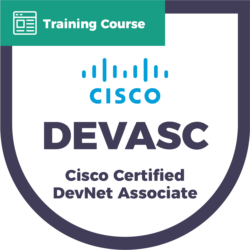 DEVASC Training Course Badge