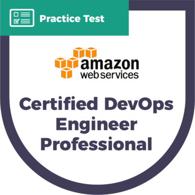 Amazon Web Services Certified DevOps Engineer Professional Product Badge